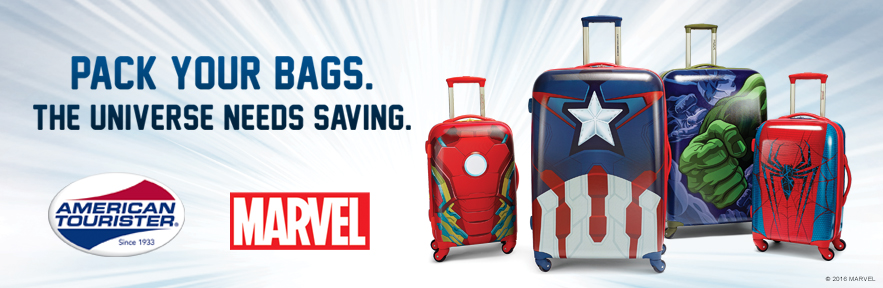Marvel American Tourister