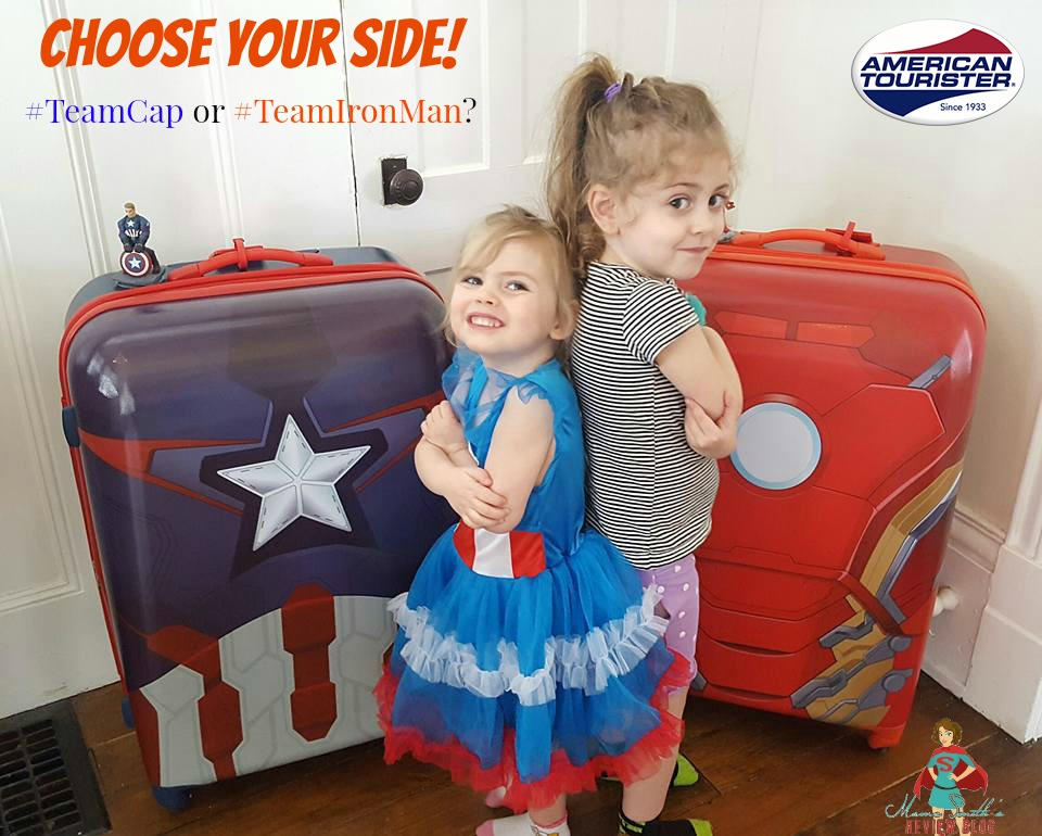 Choose Your Side - American Tourister Giveaway