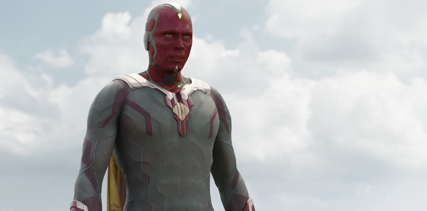 The Vision Captain America: Civil War