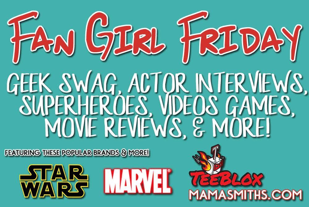 Fan Girl Friday