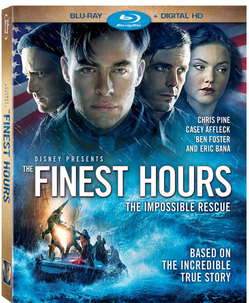 Finest Hours Bluray