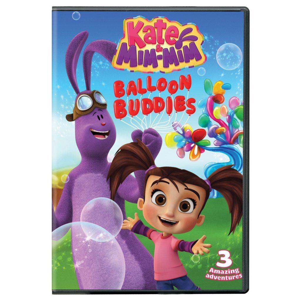 Kate & Mim-Mim Balloon Buddies