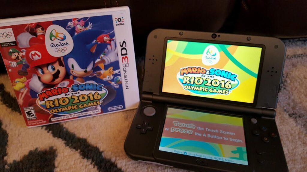 Mario & Sonic Nintendo
