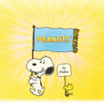 All New Series, PEANUTS, Premieres Monday, 5/9 on Boomerang | #Peanuts #Snoopy