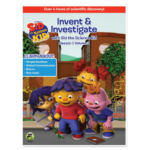 Sid the Science Kid: Invent & Investigate Volume 3 on DVD Now!