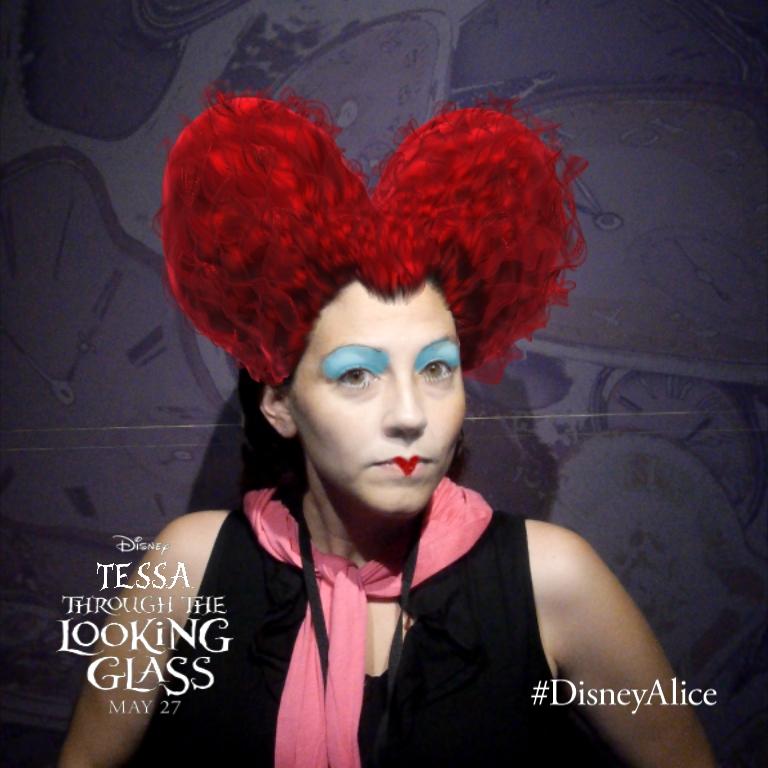 Tessa - Alice Through the Looking Glass
