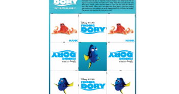 Finding Dory Memory
