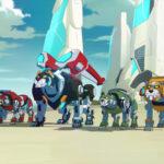 Trailer: DreamWorks Voltron Legendary Defender