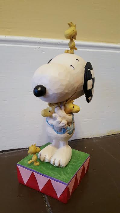 Snoopy Figure