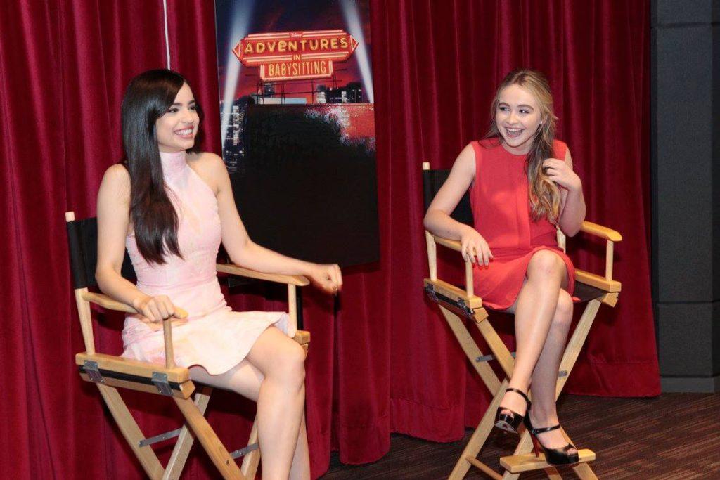 Adventures in Babysitting Interview