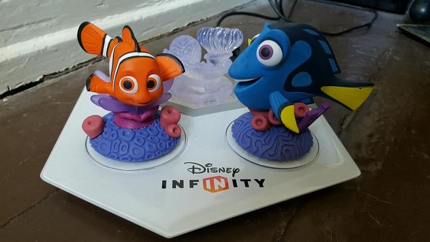 Finding Dory Disney Infinity