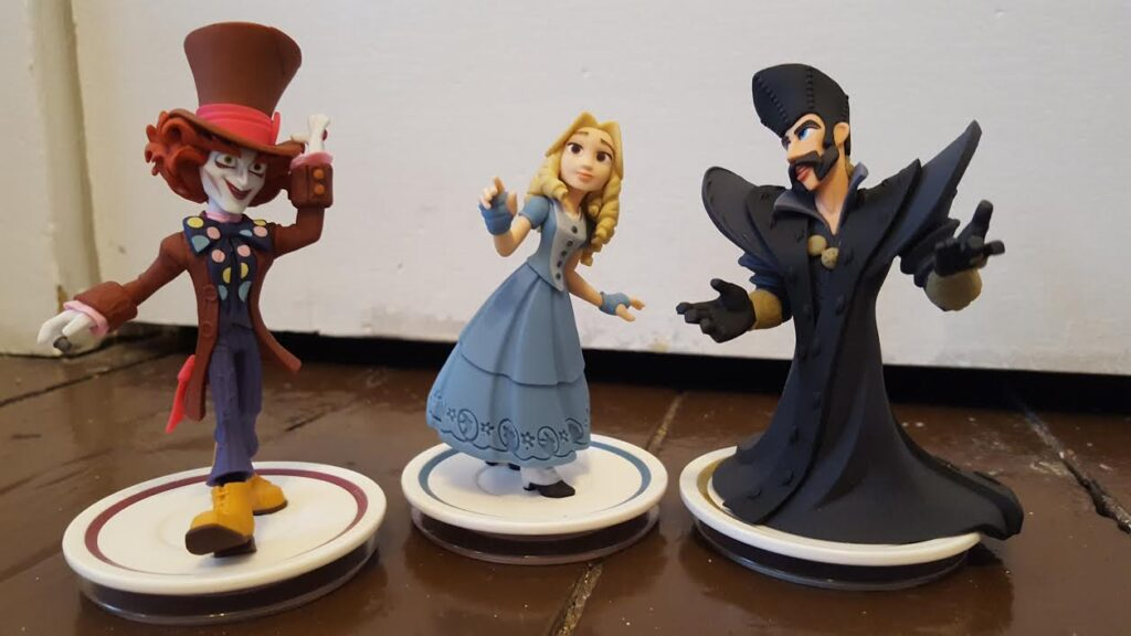 Alice Through the Looking Glass Disney Infinity