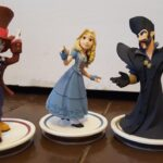 Alice Through the Looking Glass Disney Infinity Figures | #ThroughTheLookingGlass #DisneyInfinity