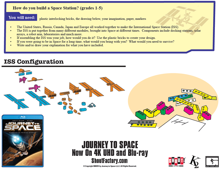 Build A Space Station