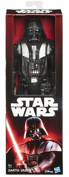 Darth Vader Figure in Package