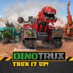 Check Out the New Dinotrux App | #Dinotrux