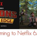 DreamWorks Animation's Dragons: Race to the Edge Season 3 Premieres 6/24 | #Dragons #Netflix