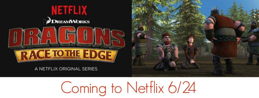 Dragons Season 3 Netflix