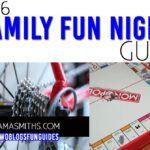 2016 Family Fun Night Guide | #TwoBlogsFunGuides #FamilyFun