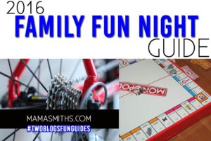 Family Fun Night 2016