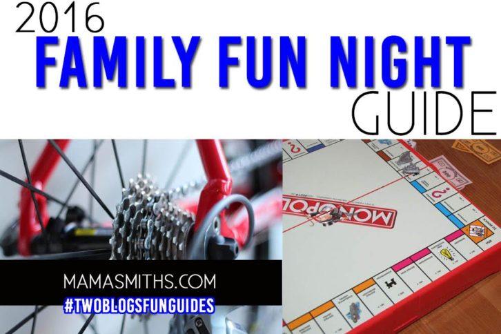 Family Fun Night 2016