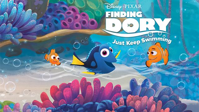 Finding Dory App