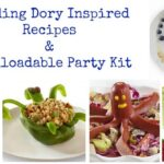 Throw Your Own Finding Dory Party: Recipes & More | #FindingDory #HaveYouSeenHer