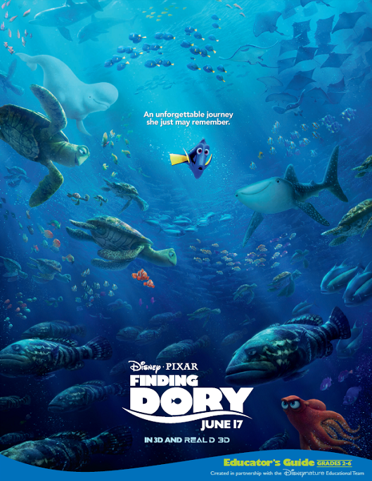 Findng Dory Educators Guide