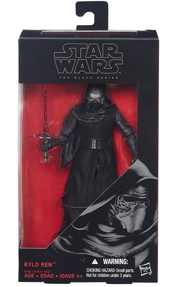 Kylo Ren Figure in Box