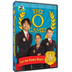 Odd Squad: The O Games on DVD Today   #OddSquad #PBSKids