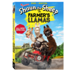 Shaun the Sheep: The Farmer's Llamas | #ShaunTheSheep
