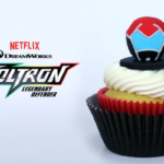 Voltron Legendary Defender Themed Cupcakes + FREE Coloring Sheets| #Voltron