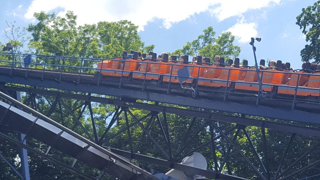 Hersheypark Roller Coasters