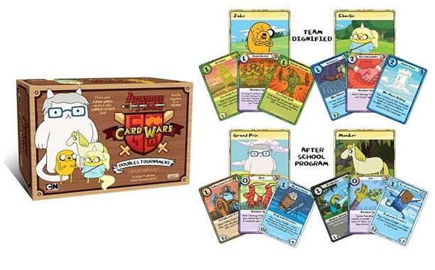 Adventure Time Card Wars Double Tournement