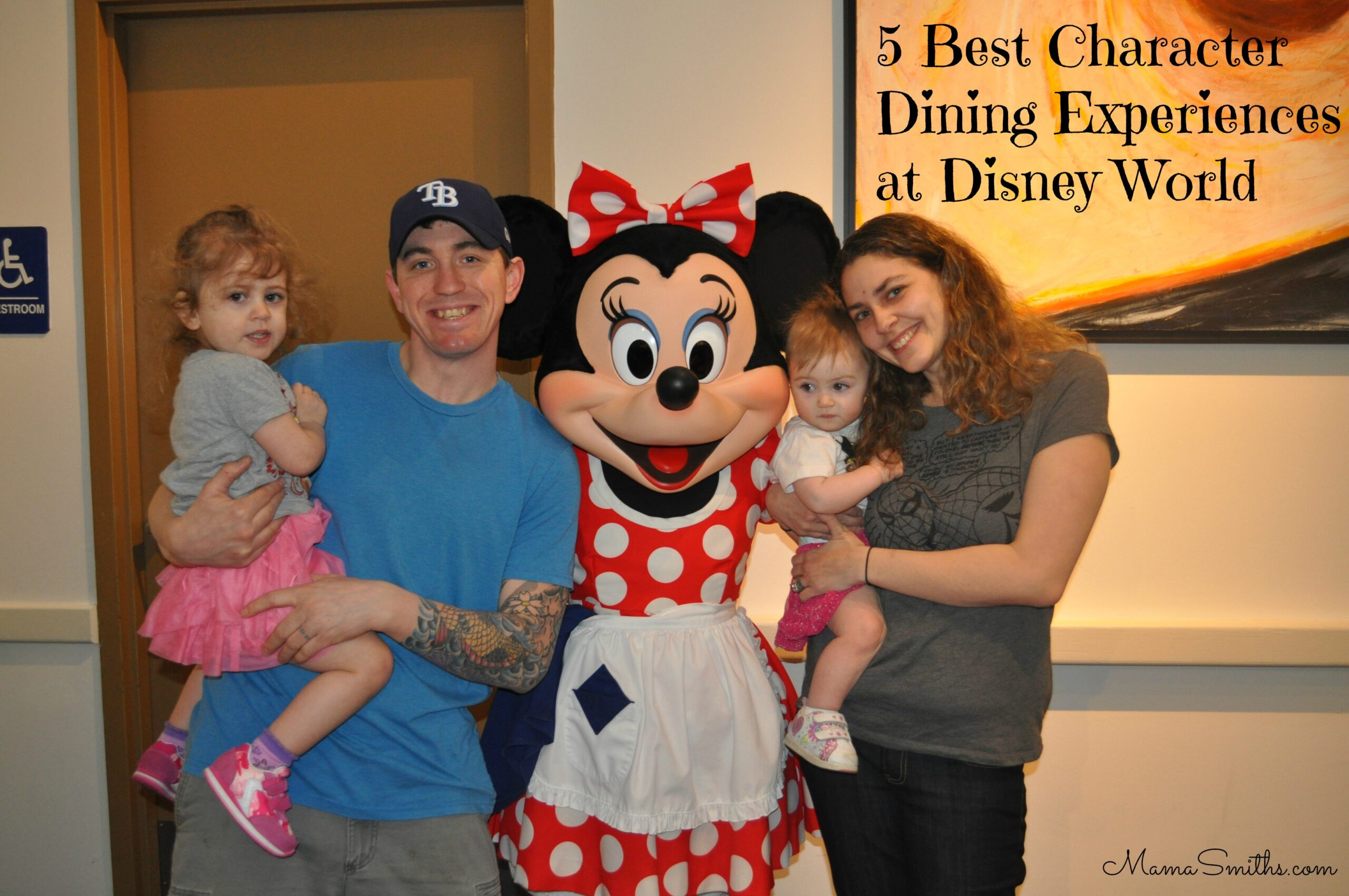 5 Best Character Dining Experiences At Walt Disney World