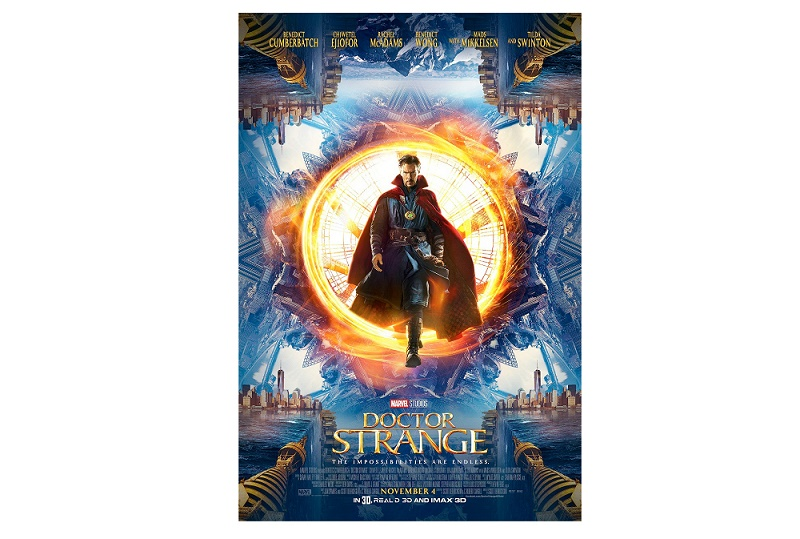 Doctor Strange Featured