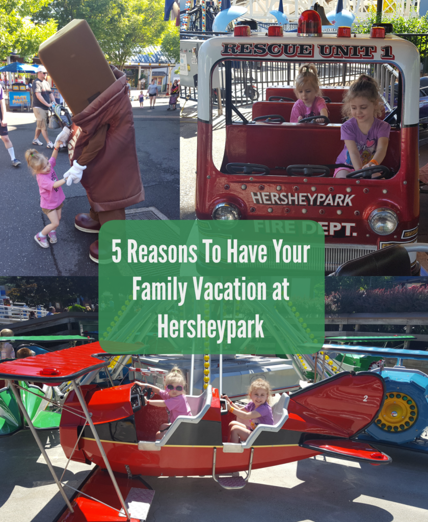 Hersheypark Vacation
