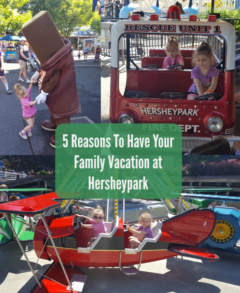 Hersheypark Vacation