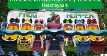 Hersheypark Vacation Featured