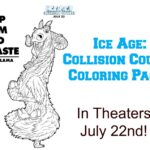 Ice Age: Collision Course Trailer & Free Coloring Pages | #IceAge #CollisionCourse
