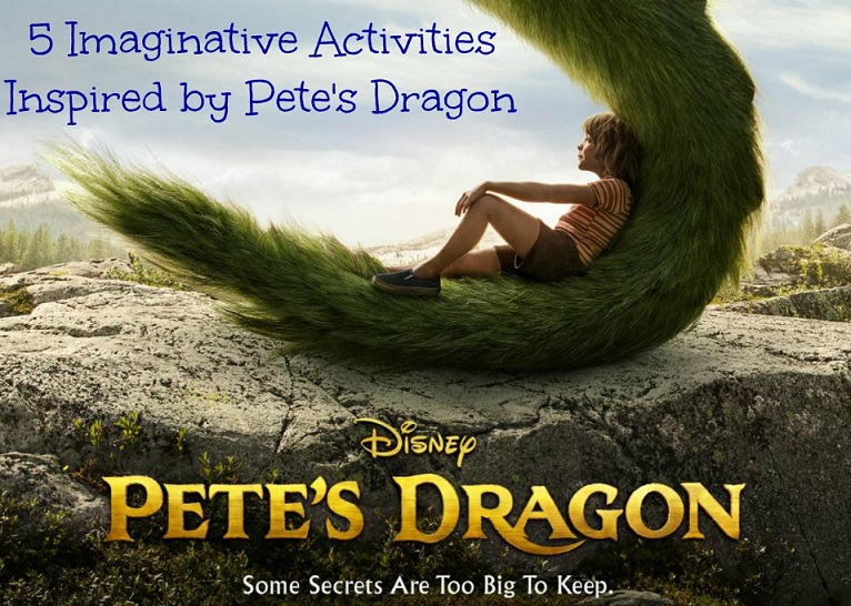 Petes Dragon Activities