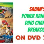 Pick Up Power Rangers Dino Charge: Breakout on DVD 7/12 | FREE Activity Sheets | #PowerRangers