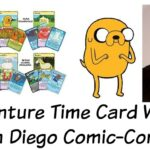 Adventure Time Card Wars is Coming to #ComicCon with Special Guest #JohnDiMaggio | #SDCC