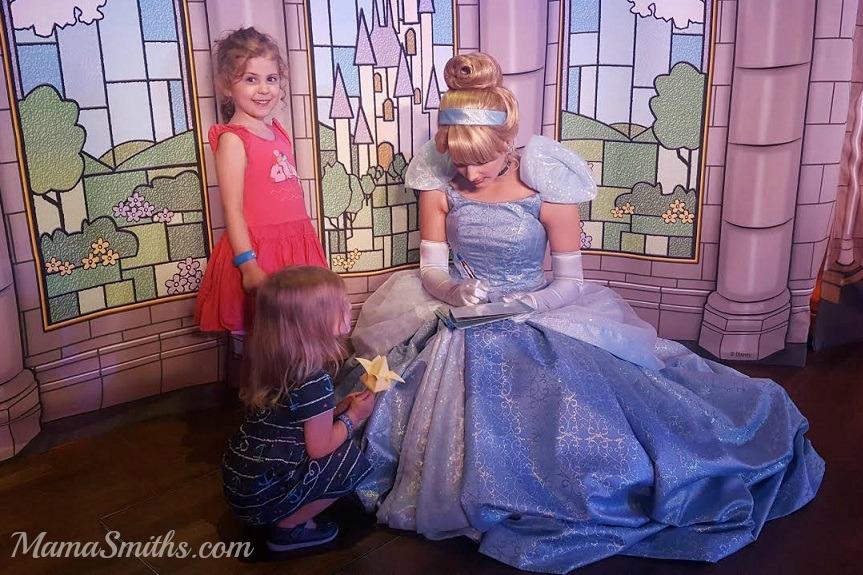 Cinderella Watermark