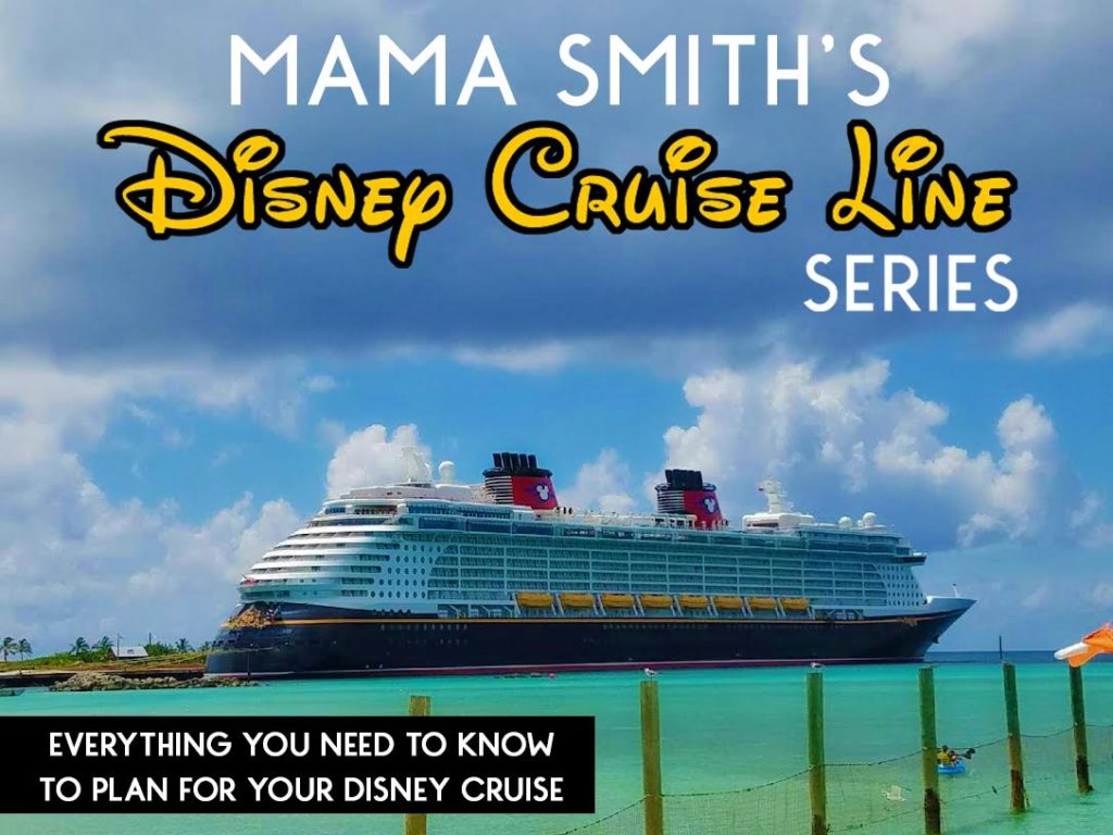 Disney Cruise Line Series 2