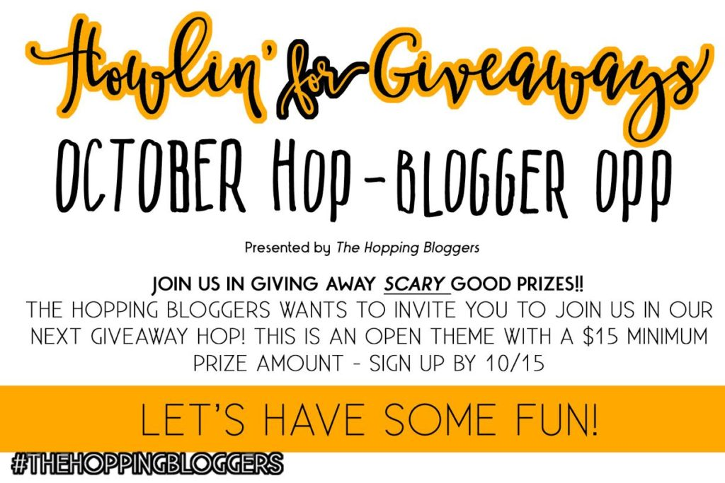 Howlin for Giveaways Blogger Opp