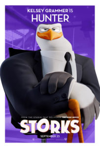Hunter The Storks