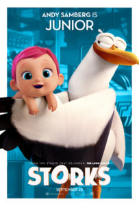 Junior The Storks