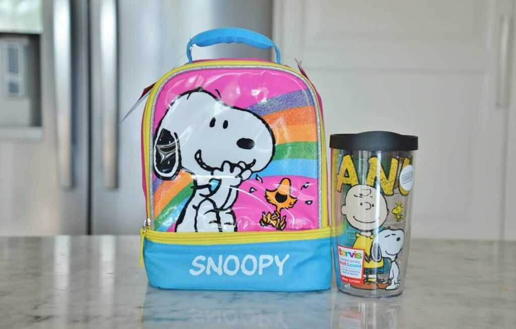 Peanuts Back to School