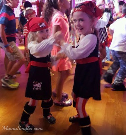 Pirate Dance Party Watermarked